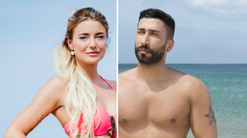 Sehr sicher: Fans wollen Islander Janina & Babak loswerden!