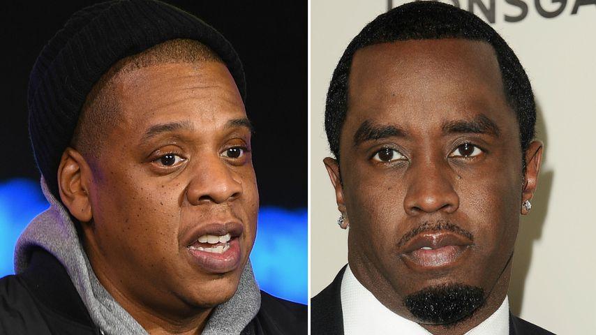 Bestbezahlter Rapper: Jay-Z schubst P. Diddy vom Thron!