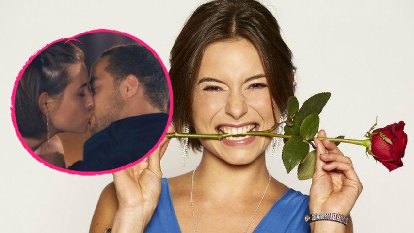 Nach Kuss mit Andrej: Netz findet Bachelor-Jenny zu offensiv