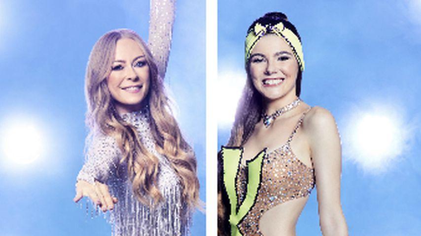 """Erste Worte von Jenny & Klaudia nach """"Dancing on Ice""""-Aus"""