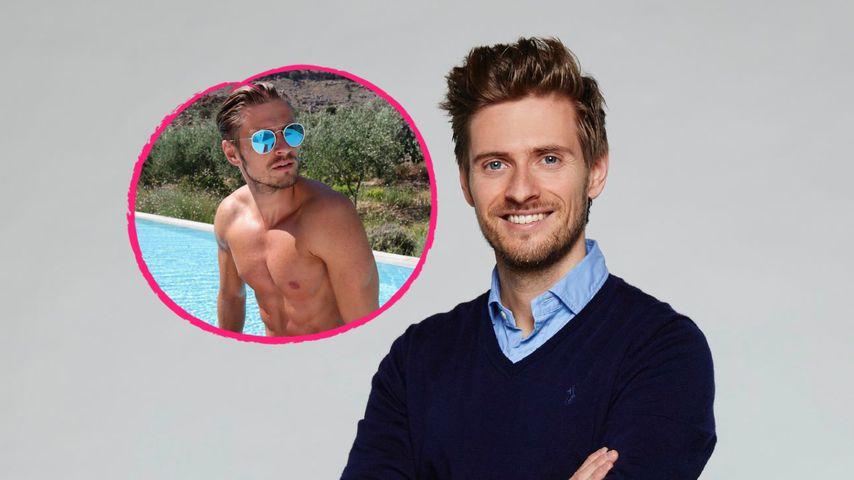 Nicht nur seine Hanna: Auch Jörn Schlönvoigt kann sexy sein!