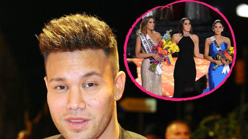 Abgekartetes Spiel? Kay One ätzt gegen Miss-Universe-Vorfall