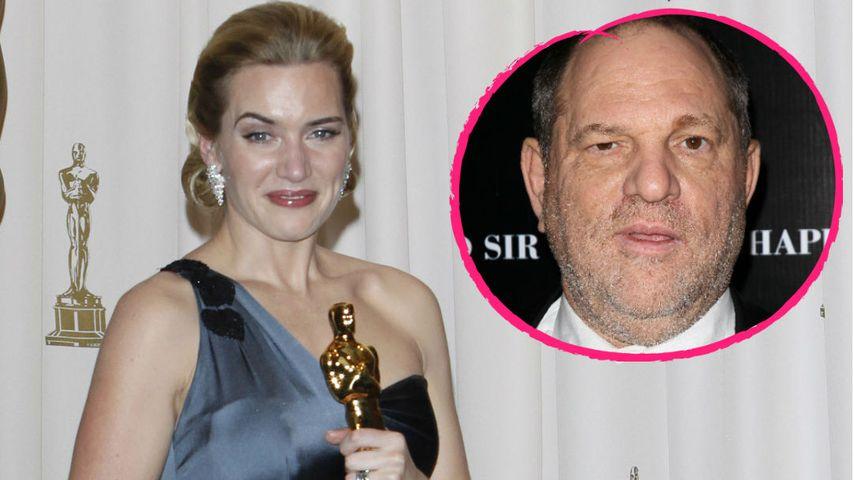 Oscar 2009: Kate Winslet dankte Weinstein absichtlich nicht!