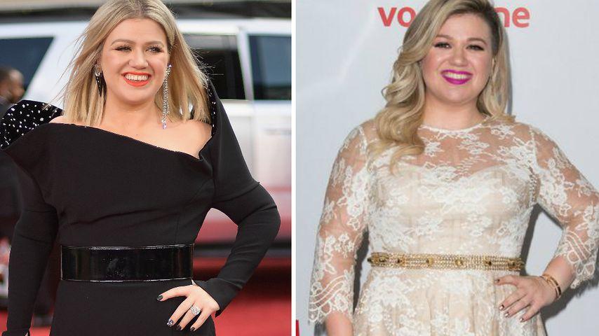 Fast 20 Kilo abgespeckt: Das ist Kelly Clarksons Diät-Secret