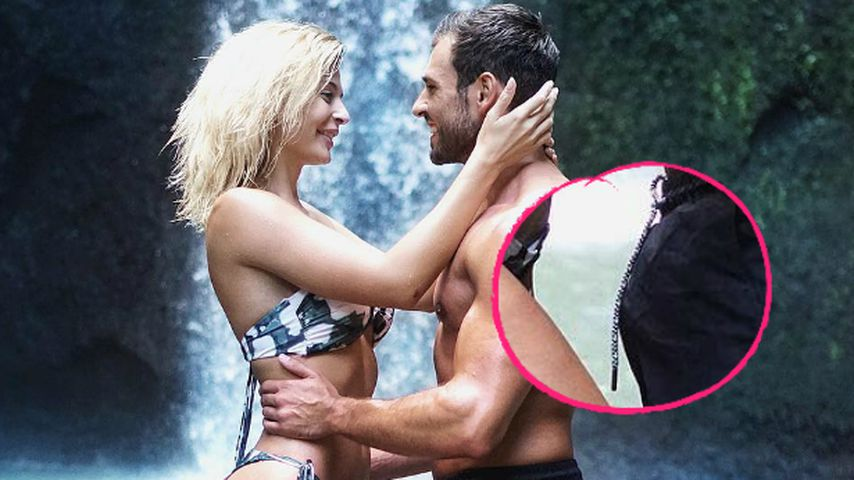 Beule in der Badehose: Ist Lisa G. zu heiß für ihren Freund?