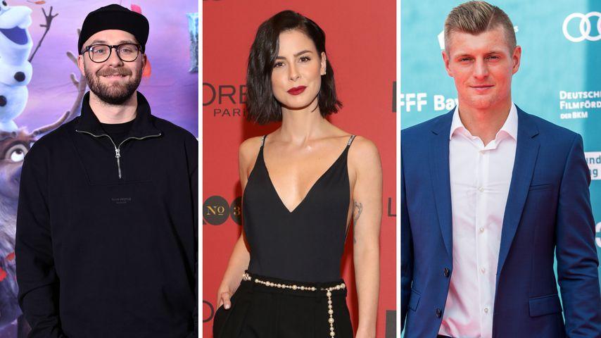 Lena, Mark & Co: Deutsche VIPs räumen Kids' Choice Awards ab