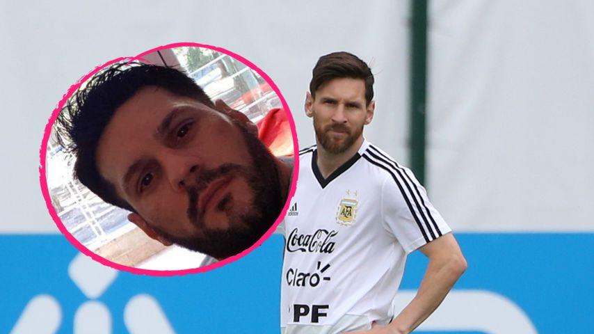 Wegen Waffenbesitzes: Bruder von Lionel Messi verurteilt