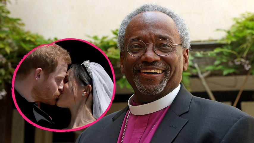 Prediger hielt Meghans Hochzeits-Einladung für Aprilscherz!
