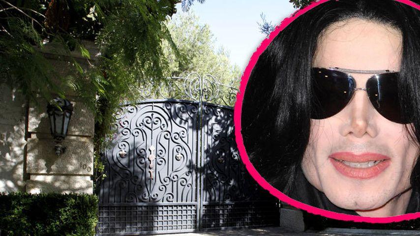 23,9 Millionen Dollar für Michael Jacksons Villa?