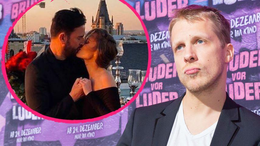 Doch wieder Wendler-Diss: Oli Pocher gratuliert zu Verlobung