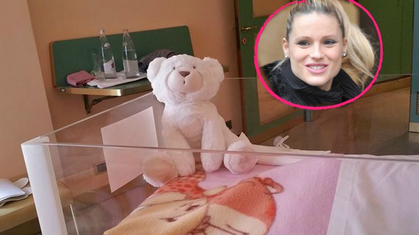 Michelle Hunziker: Süße Worte nach Celestes Geburt
