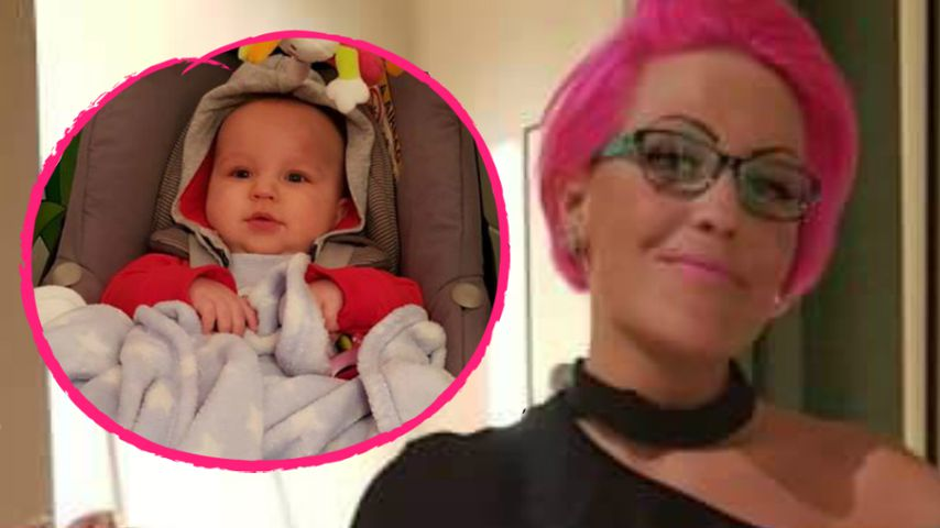 Wenige Monate nach Geburt: So süß ist Nadine Zuckers Sohn!