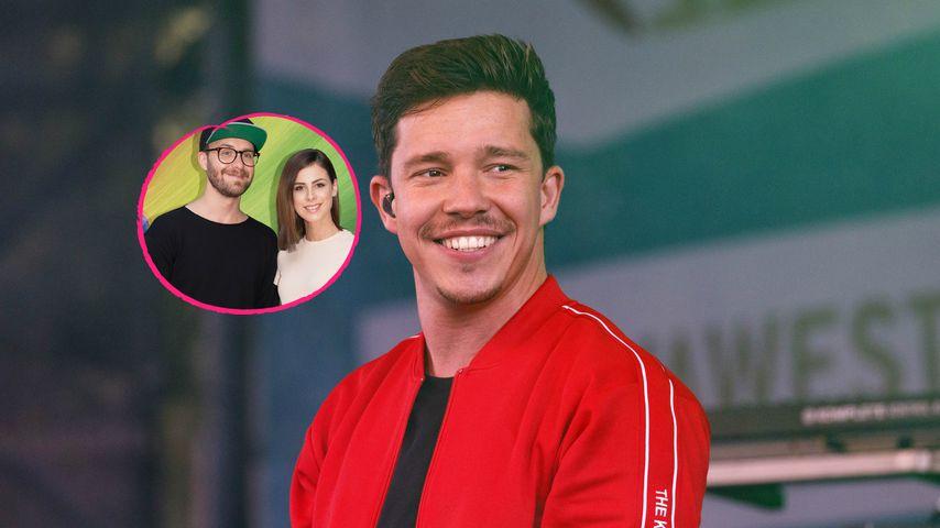 Nico Santos verrät: Mark und Lena sind wirklich ein Paar!