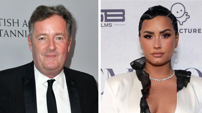 Diss gegen Demi Lovato: Piers Morgan bekommt Shitstorm ab