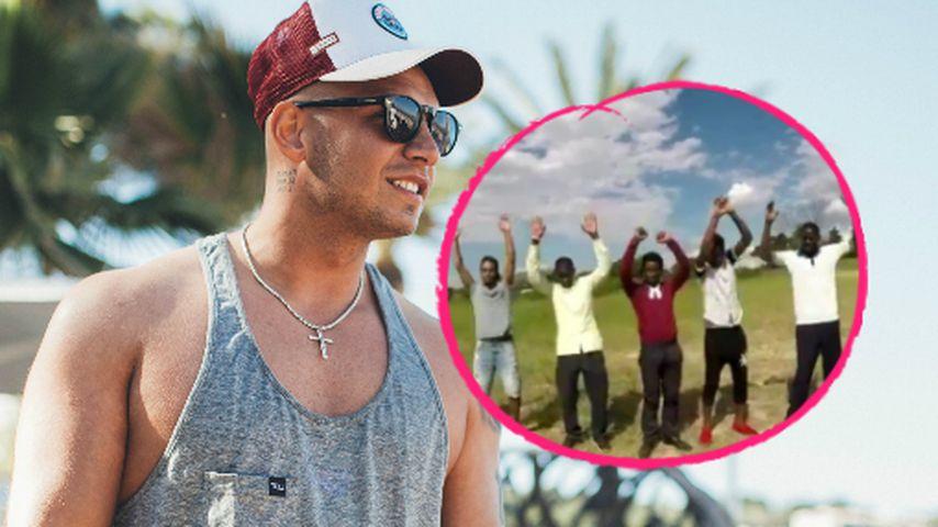 "Wow! Pietros ""Phänomenal""-Tanz schafft's bis nach Afrika"