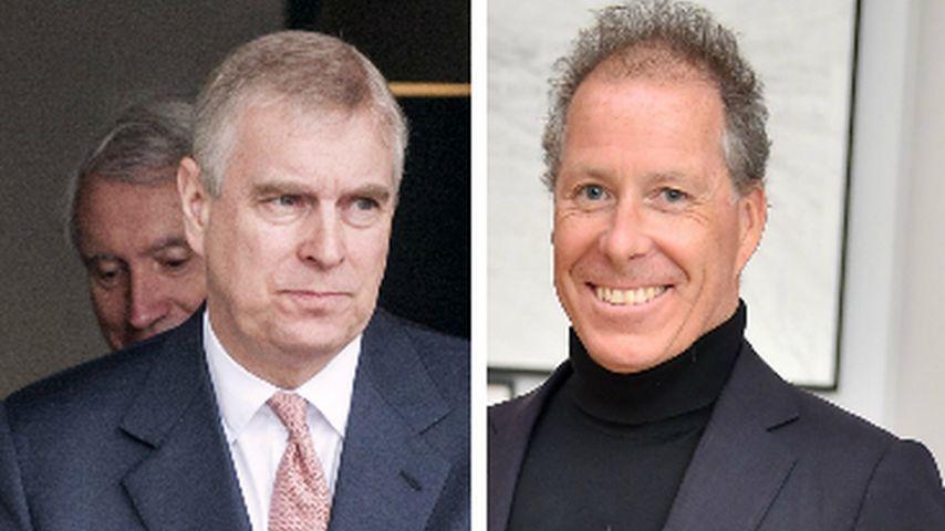 Neben Andrew: Weiterer Royal in Epstein-Skandal verwickelt?
