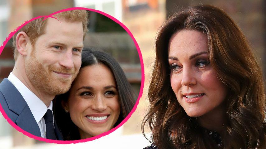 Harry & Meghan: Verpasst seine Schwägerin Kate die Hochzeit?