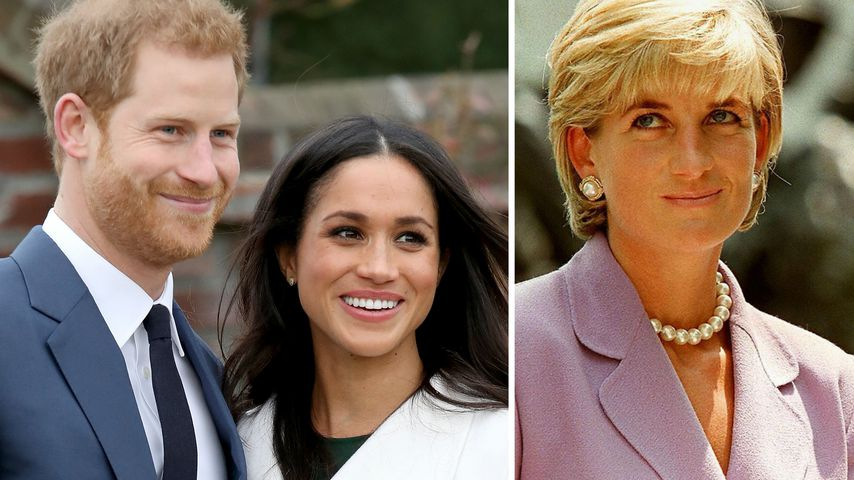 Handelt Harry und Meghans erster Netflix-Film von Lady Di?