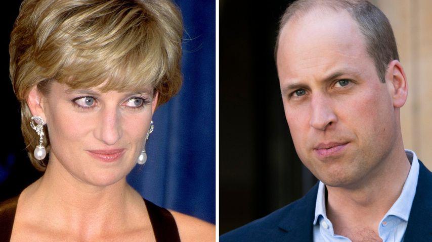Diana in Skandal-Interview getäuscht: William äußert sich!