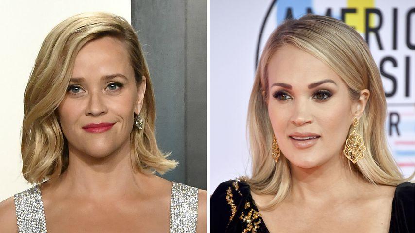 Irrtum: Fan hielt Reese Witherspoon für Carrie Underwood!