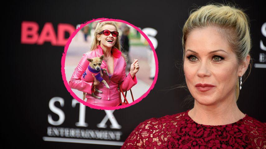 """Christina Applegate lehnte damals """"Natürlich blond""""-Rolle ab"""