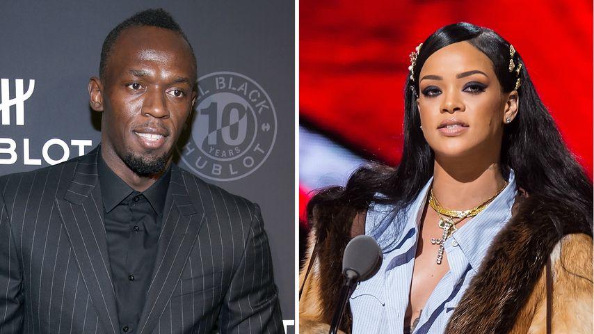 Usain Bolt noch gekränkt: Rihanna ließ ihn eiskalt abblitzen