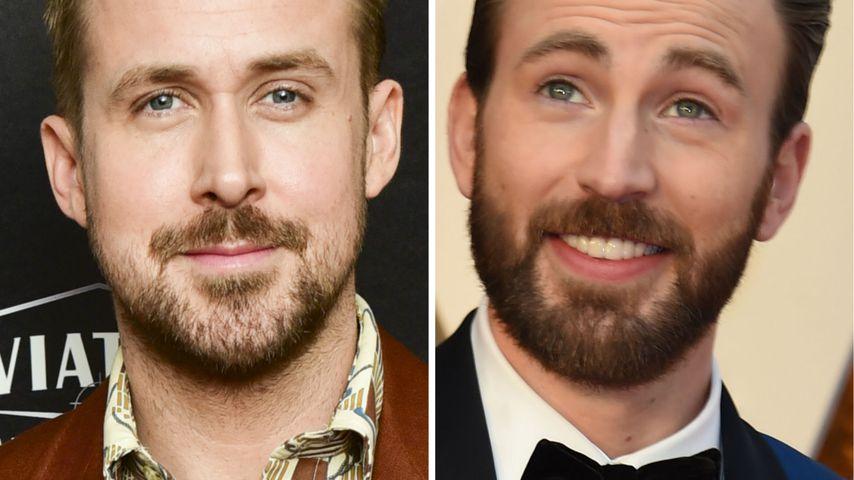 Ryan Gosling & Chris Evans: Das wird teuerster Netflix-Film