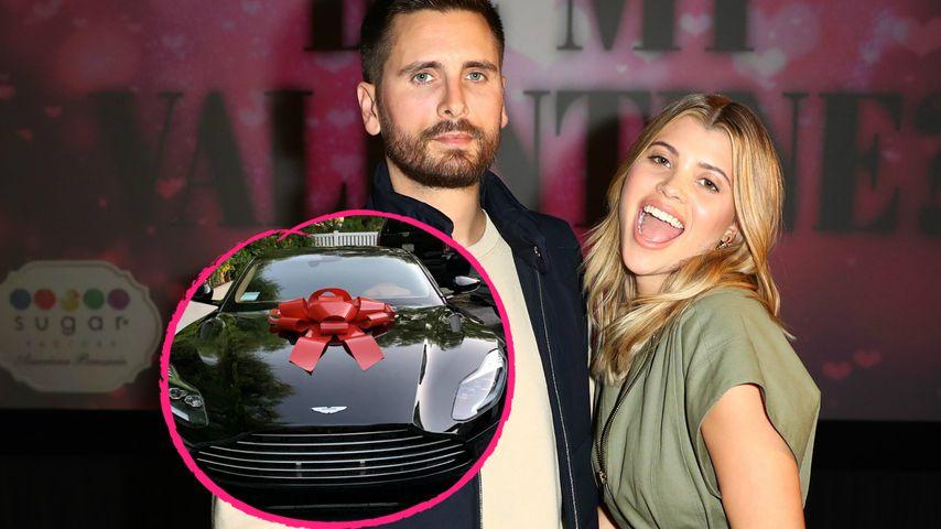 Scott Disick schenkt Sofia ein Luxus-Auto zum 21. Geburtstag