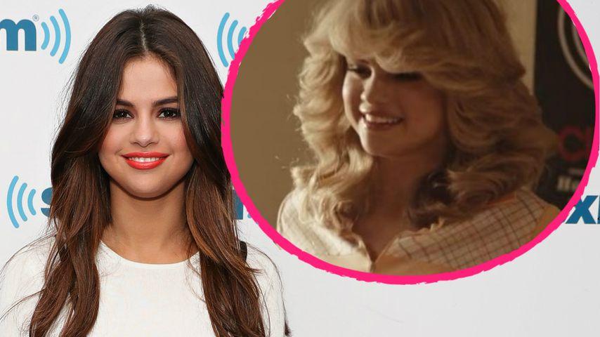 Nicht erkannt! Selena Gomez wird in Video blond und zum Mann
