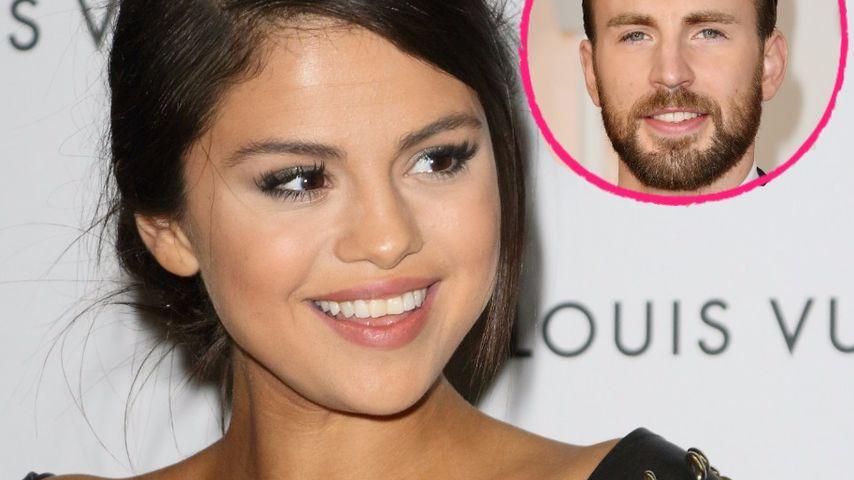Geständnis: Selena Gomez steht auf Captain America