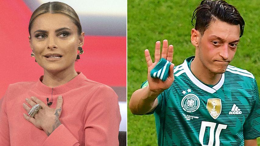 Abrechnung mit Mesut Özil: Sophia Thomalla lässt alles raus!