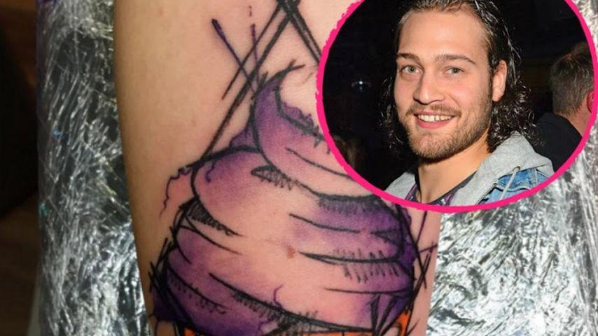 Indianer-Cupcake: Patrick G. Boll schockt mit neuem Tattoo