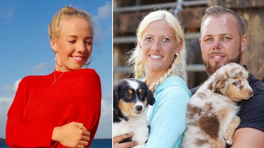 Tayisiya sicher: Bäuerin Denise und Sascha kommen sich näher