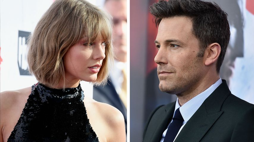 Um Himmels Willen! Was läuft bei Taylor Swift & Ben Affleck?