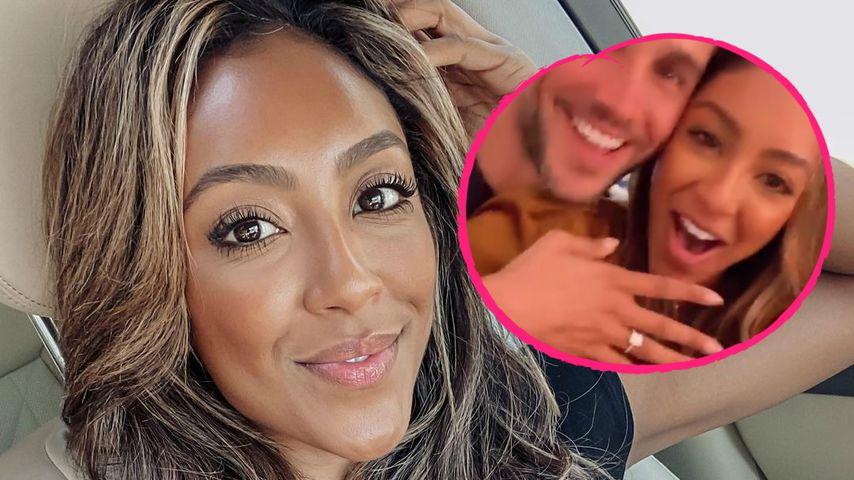 US-Bachelorette Tayshia hat sich mit ihrem Sieger verlobt