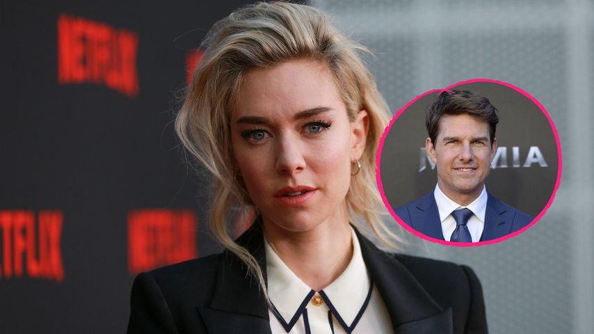 Ehe-Gerüchte mit Tom Cruise: Das sagt Co-Star Vanessa Kirby!