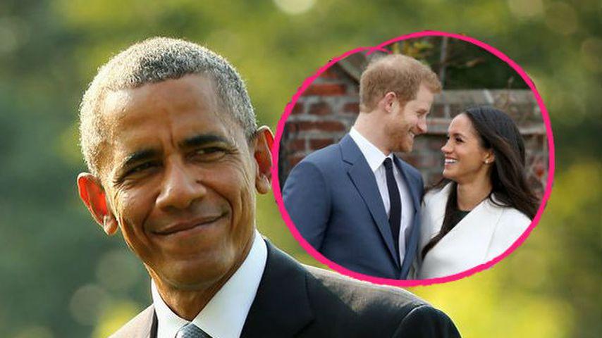 Harrys & Meghans Verlobung: Sogar Barack Obama gratuliert!