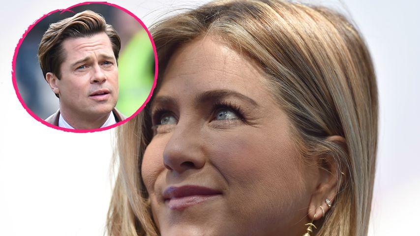 Jennifer Aniston: Das sagt sie zu den Vorwürfen gegen Brad!