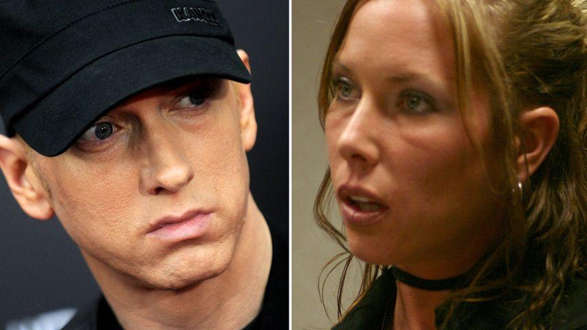 Nach Suizidversuch: Eminems Ex-Frau Kim wieder vor Gericht!