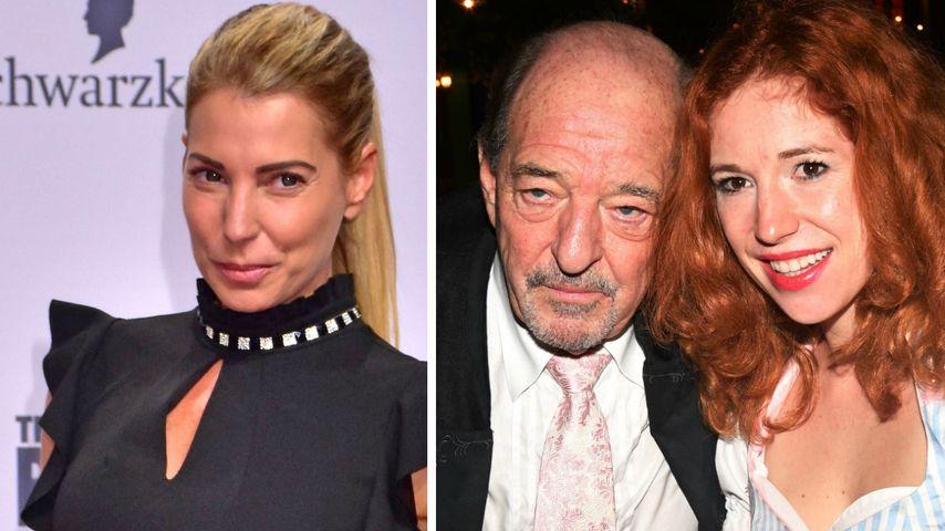 37 Jahre jünger: Giulia Siegels Meinung zu Papas Freundin!