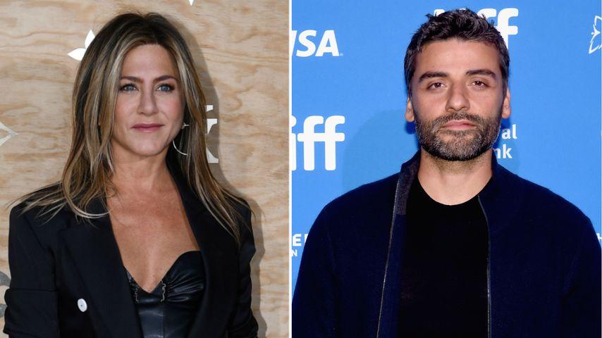 Er ist vergeben: Jen Aniston heiß auf diesen Schauspieler?