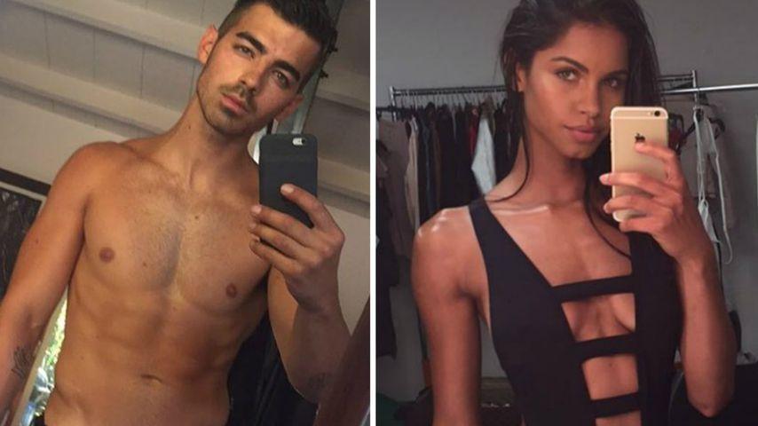 Super heißes Paar: Joe Jonas hat eine neue Model-Freundin!
