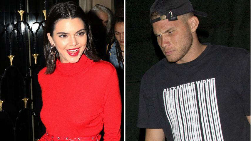 Date-Night: Kendall Jenner mit diesem Basketballer zusammen?