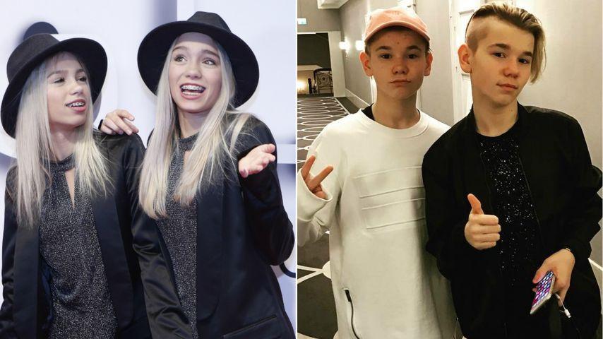 Wie Lisa & Lena: Diese norwegischen Twins starten durch!