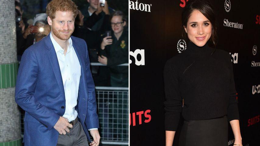 1. Auftritt! Meghan begleitet Prinz Harry zu Pippas Hochzeit