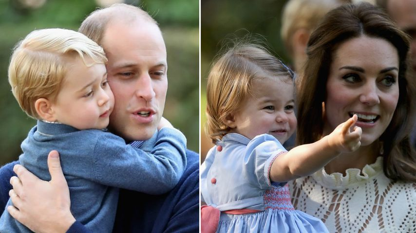 Mini-Royals rocken 2016: George & Charlottes schönste Bilder