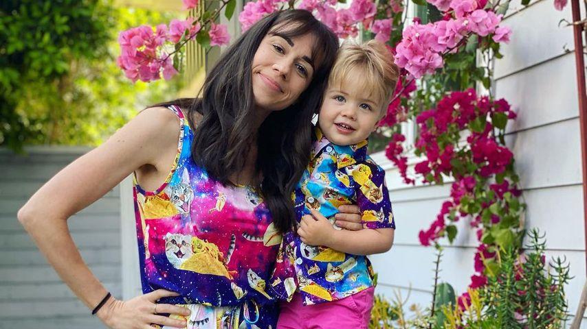 Colleen Ballinger und ihr Sohn Flynn Timothy