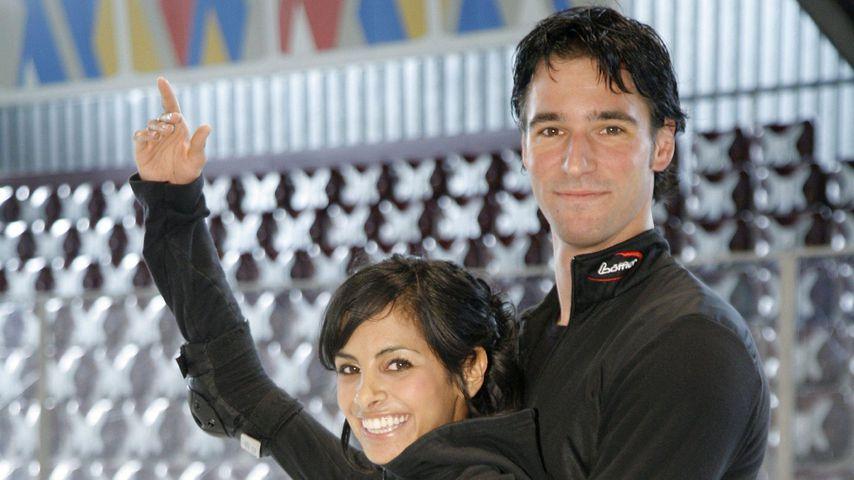 """Aus diesem """"Dancing on Ice""""-Duo wurde 2006 ein Liebes-Paar!"""