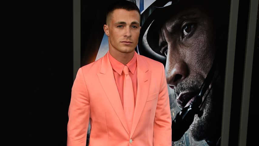 Colton Haynes bei einer Filmpremiere 2015 in Hollywood