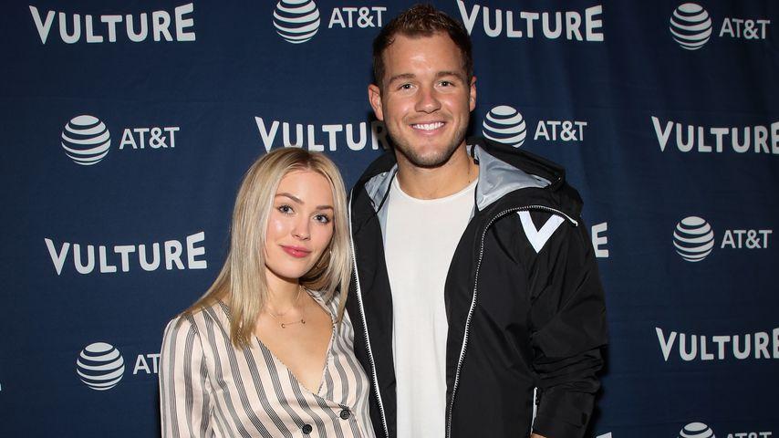 Cassie Randolph und Colton Underwood beim Vulture Festival in Los Angeles, 2019